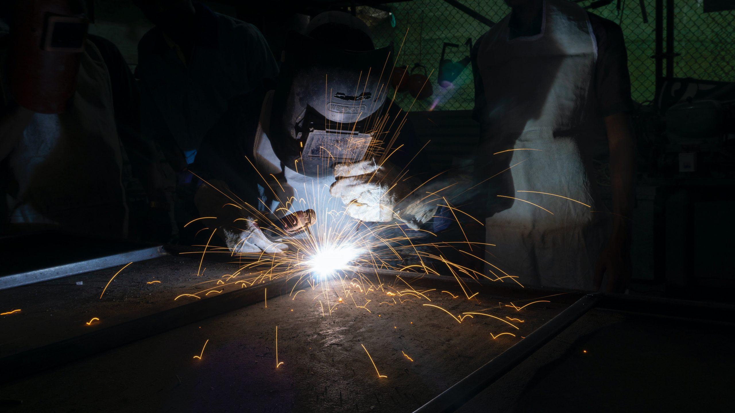 welding metals
